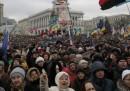 E le proteste in Ucraina?