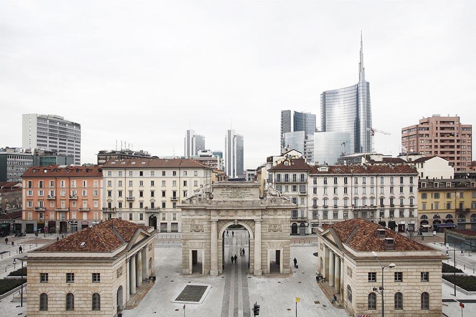 I fotografi e milano il post for I nuovi grattacieli di milano