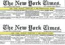 Il refuso che è stato per un secolo sulla prima pagina del New York Times