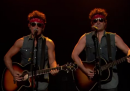 Bruce Springsteen e Jimmy Fallon sul governatore Christie