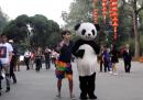 Ballare per tutta la Cina, per 100 giorni
