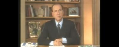 """La """"discesa in campo"""" di Berlusconi, 20 anni fa"""