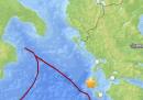 Terremoto in Grecia di magnitudo 6.0, sentito anche in Italia