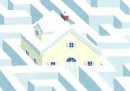 Inverno sul New Yorker
