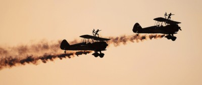 Le foto dell'air show in Bahrein