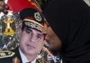 La candidatura a presidente di al-Sisi