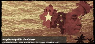 L'inchiesta sulla Cina e i conti offshore
