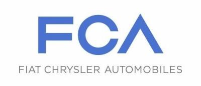 Il nuovo logo del gruppo FIAT