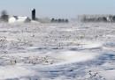 Il grande freddo negli Stati Uniti