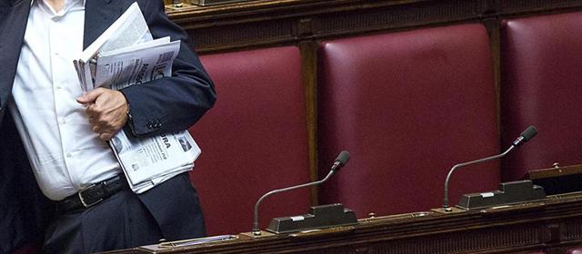 Camera dei Deputati - Intervento di Enrico Letta sulla crisi in Siria