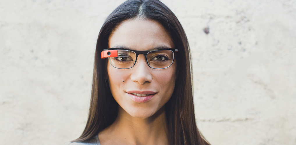 Google Glass da vista
