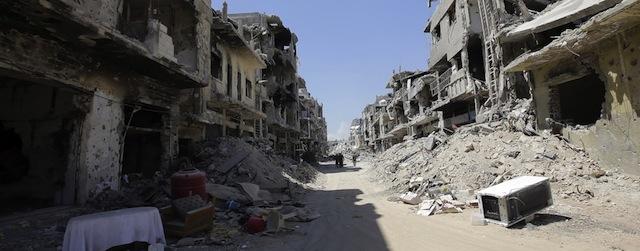 C 39 un accordo su homs il post for Citta della siria che da nome a un pino