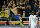 Il gol dell'anno, di Zlatan Ibrahimovic