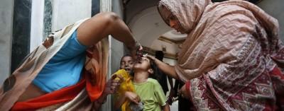 L'India ha debellato la poliomielite