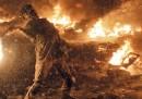 Le foto degli scontri a Kiev