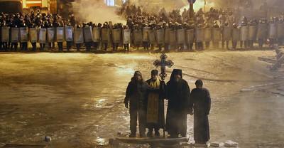 Una settimana di quasi guerra a Kiev