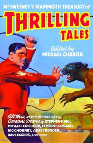 Mammoth Treasury of Thrilling Tales