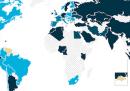 La mappa dell'igiene personale nel mondo