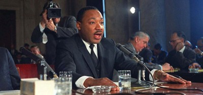 Martin Luther King, a colori