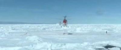 La nave incagliata al Polo Sud è stata evacuata