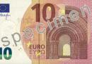 I nuovi 10 euro