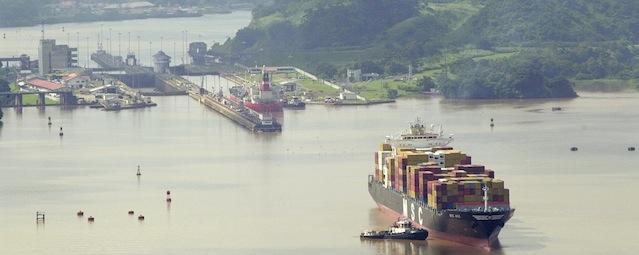 I lavori di espansione del canale di panama costeranno pi for Costruttori domestici del nordovest pacifico