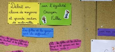 La legge francese sulla parità tra i sessi