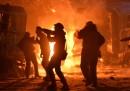 Continuano gli scontri a Kiev
