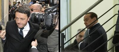 Cosa hanno deciso Renzi e Berlusconi