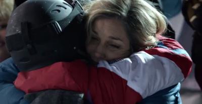 Le Olimpiadi invernali e le mamme