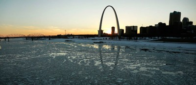 30 fotografie degli Stati Uniti ghiacciati