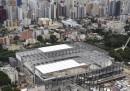 I guai dello stadio mondiale di Curitiba