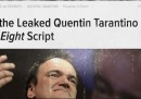 Quentin Tarantino ha fatto causa a Gawker