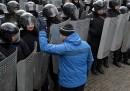 Il governo ucraino si è dimesso