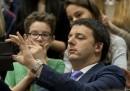 La visita di Renzi in una scuola di Treviso - foto