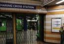 Lo sciopero della metropolitana di Londra