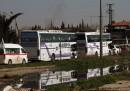 Una specie di tregua ad Homs