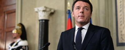 Matteo Renzi ha avuto l'incarico