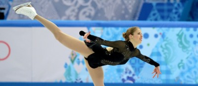Carolina Kostner ha vinto la medaglia di bronzo