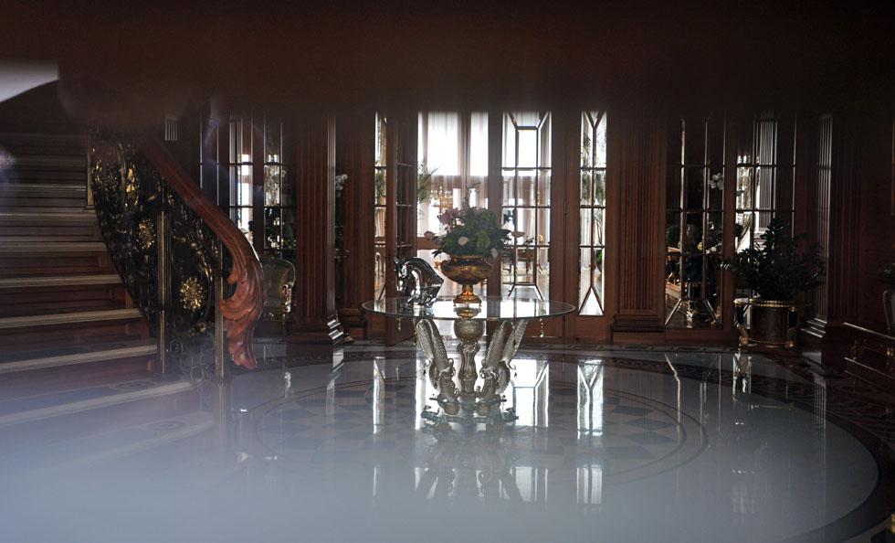 Yanukovich villa