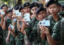 Elezioni in Thailandia