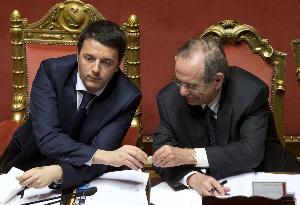 Le foto di luned in senato il post for Lavori senato oggi