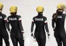 L'Italia ha vinto il bronzo nella staffetta short track femminile