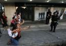 Manifestazioni a Caracas