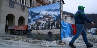 Gli sgangherati alberghi di Sochi