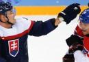 Come va il torneo di hockey a Sochi