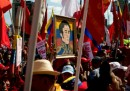 Le nuove manifestazioni a Caracas