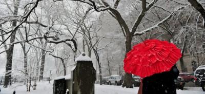 La neve a New York