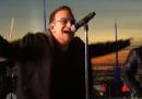 Il video degli U2 che suonano sul tetto del Rockefeller Center, a New York