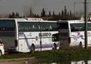 La tregua a Homs, in Siria